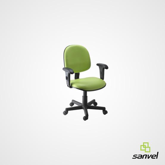 Cadeira Giratória Executiva com Lâmina