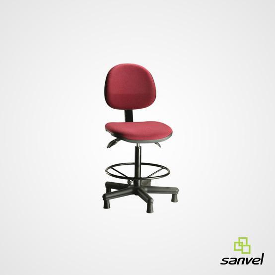 Cadeira Caixa Executiva sem Lâmina