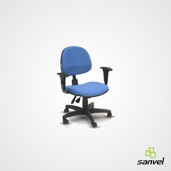 Cadeira Back System Executiva sem lâmina