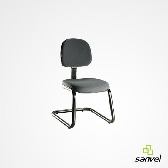 Cadeira Secretária Contínua